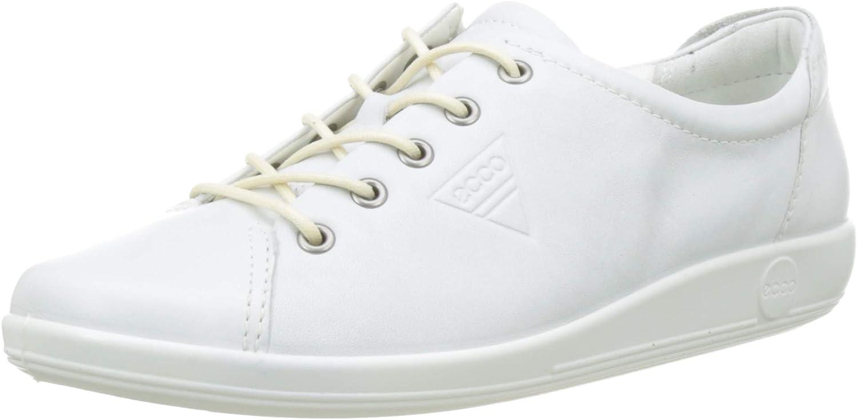 Soft 2.0 Tie Sneaker, White