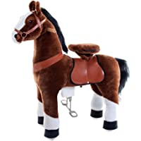 Smart Gear Horse Pony Cycle CHOCOLATE HORSE Small/3-5 Years Chocolate