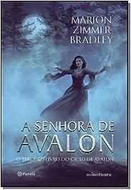 A senhora de Avalon: Terceiro livro do ciclo de Avalon