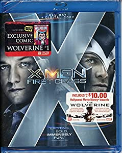 upc 024543885122 product image for X-Men First Class [Blu-ray] | barcodespider.com