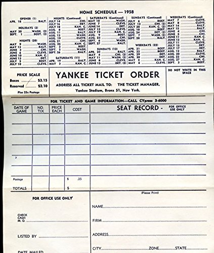 Tickets New York Yankees - Trainers4Me