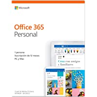 Microsoft Office 365 Personal - Software para PC