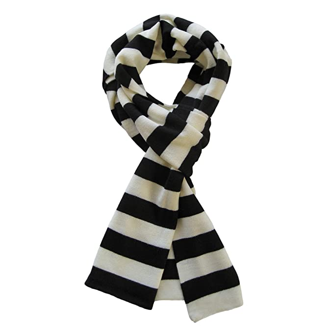 edfeec0073fc Premium Soft Knit Striped Scarf - Different Colors Available