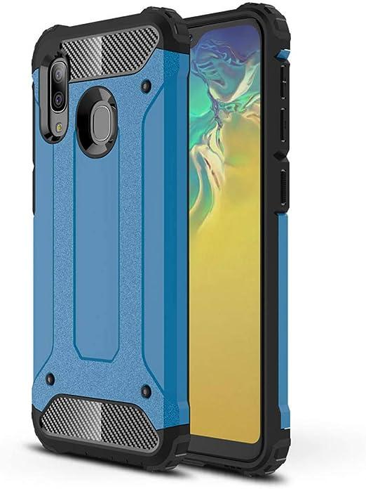 Kakalong Coque pour Samsung Galaxy A50 Housse Etui Rigide Ultra Résistant Compatible Samsung Galaxy A50