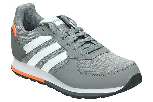 brand new 567e0 43ef7 adidas 8k K, Zapatillas de Deporte Unisex para Niños Amazon.es Zapatos y  complementos