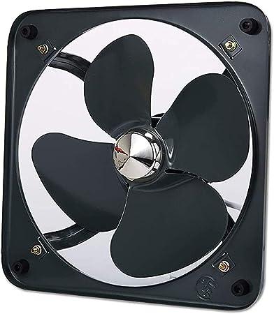 WXX Ventilador De Extracción Abierto De Metal Cuadrado Industrial ...