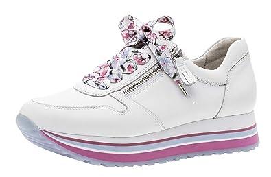 SneakerFrauen Gabor low business Sneaker 448 26 Damen Top Sneaker 3Rjq54LA