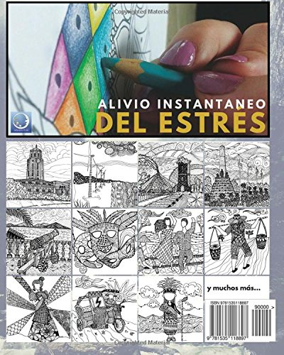 Amazon.com: ANTIESTRES Libro De Colorear Para Adultos ...