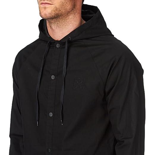 Amazon.com: Kr3 W Mens kr3wz chamarra, XL, Negro: Clothing