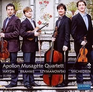 String Quartets / Lyric Scenes for String Quartet