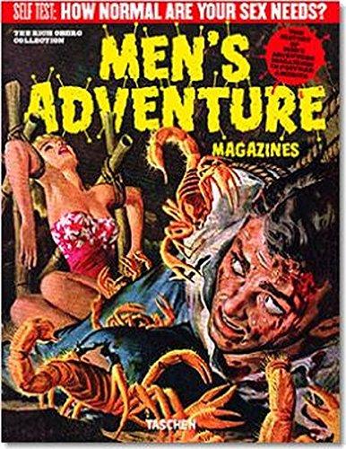 Men's Adventure Magazines (Midi Series)