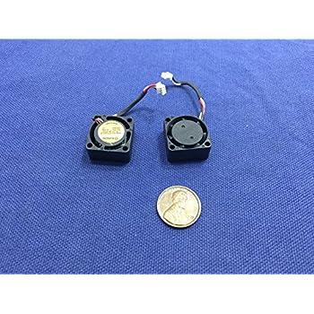 2 Pieces Sunon Kd0501pfb3-8 5v 2010 20x20x10mm Cooling Fan Small Mini Mico C12