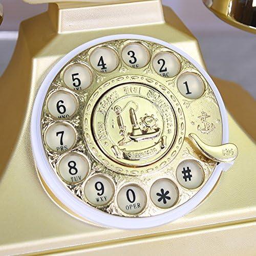 Amazon.com: Estilo antiguo, teléfono dormitorio, sala de ...