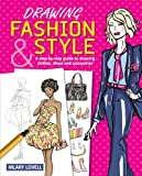Drawing Fashion and Style, Hilary Lovell, 1848580606