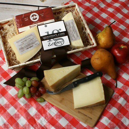 Cheeses from the Italian Countryside Gift Tray