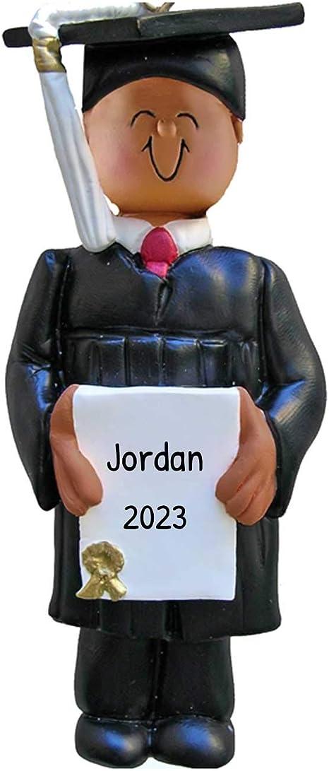 Grad Cap 2020 Grad Personalized Graduation Gift Graduation Cap Ornament