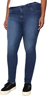 product image for James Jeans Women's Plus Size High Rise Skinny Legging Jean in Victory