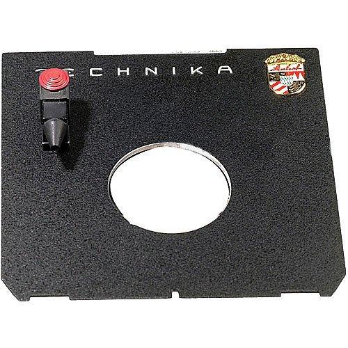 Linhof Technika 45 Lensboard for #1 Copal Shutters ONLY - FLAT (Lensboard Technika)