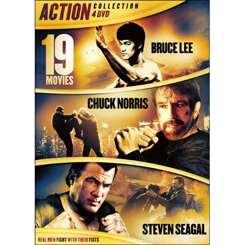 Action Collection: 19 ...