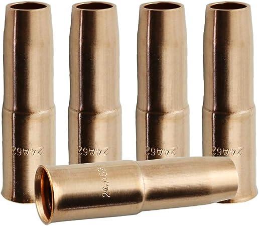 #4 Lincoln Magnum 300-400 5 Mig Welding 34A Nozzle Insulator Fit Tweco#3