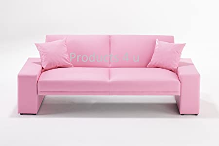 Lovely Pink Leather sofa Review