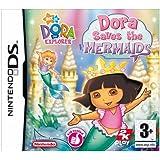 Dora Saves the Mermaids (Nintendo DS)
