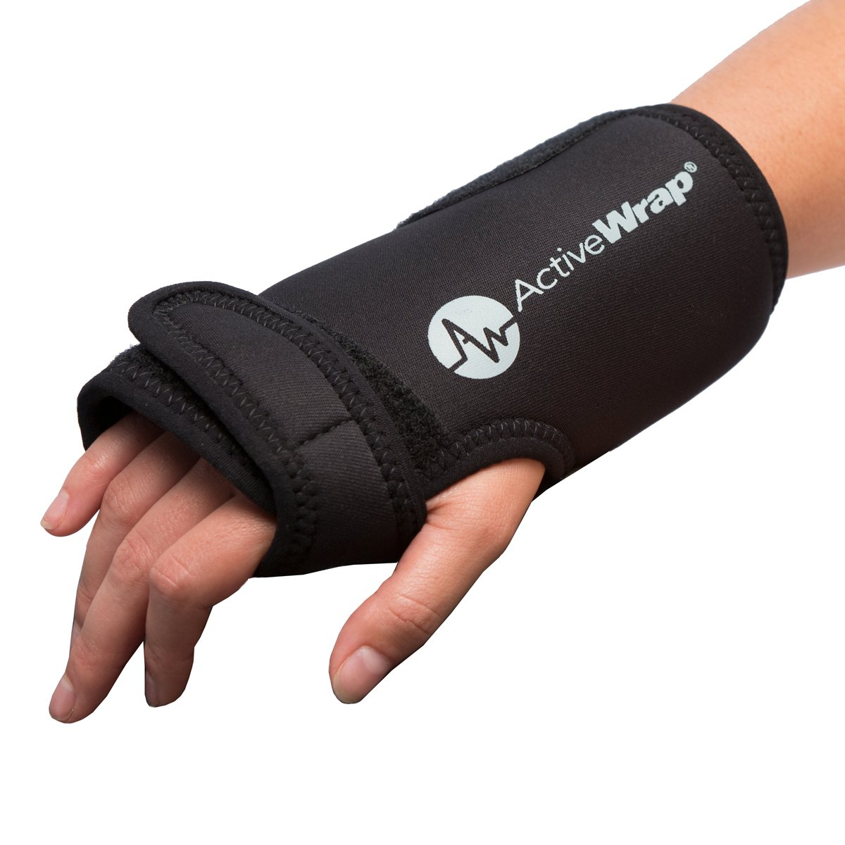 ActiveWrap Hot/Cold Reusable Compress Therapy Wrist/Hand - Universal - OSFM #BAWH007