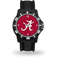 Rico Industries Mens NCAA Alabama Crimson Tide Model Three Watch WTMDT150101-P