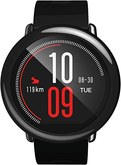 Amazfit Pace Black Pulsera Inteligente con Ritmo Cardíaco y GPS ...
