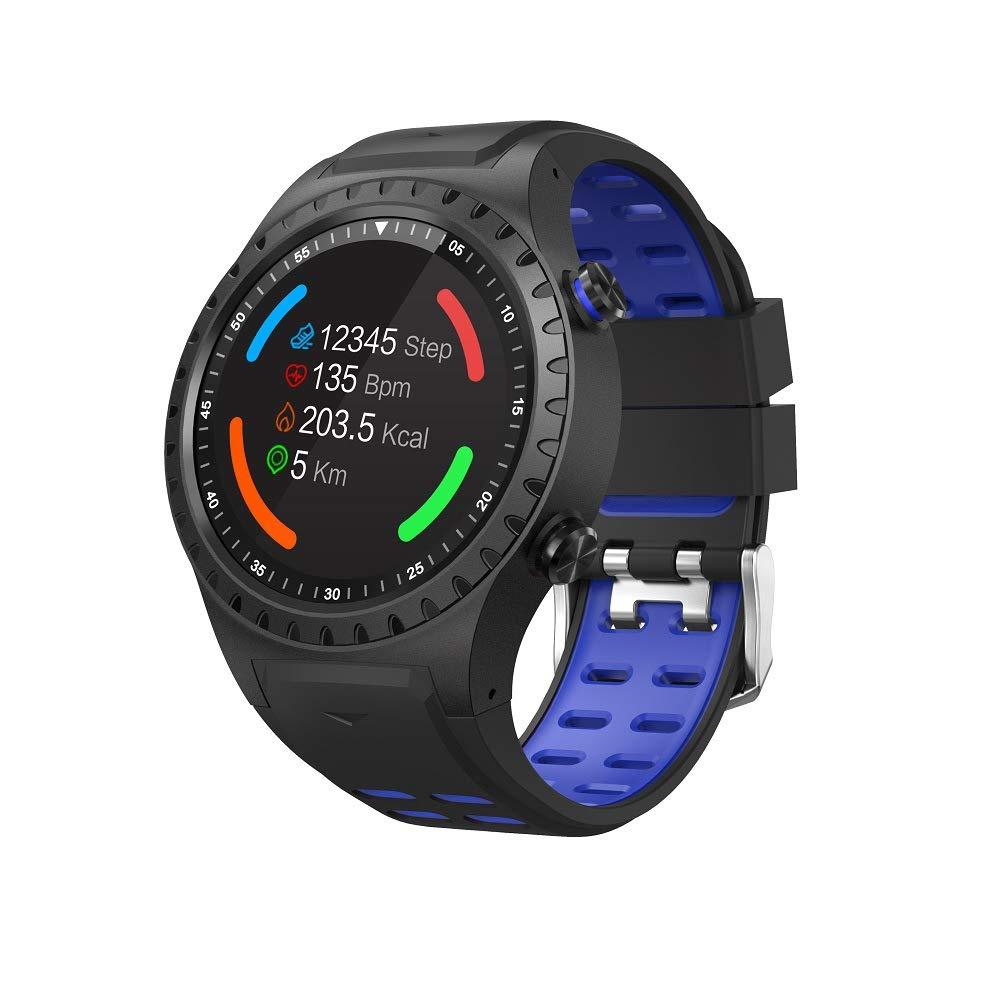 Amazon.com: Smartwatch, 1.3 HD IPS 240x240 Full Round Screen ...
