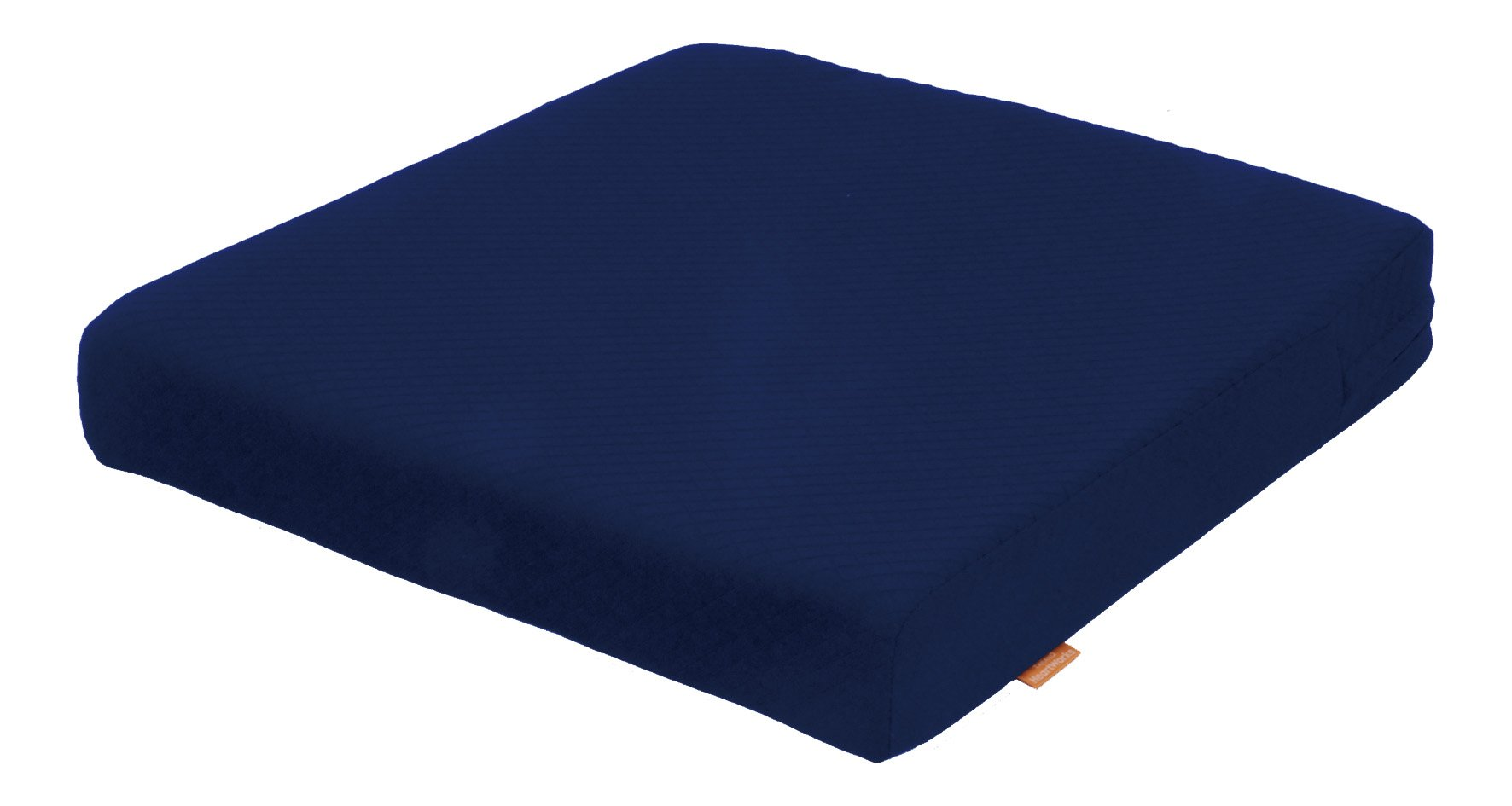 Japan Health and Beauty - Cushion TC-R064 Blue for Takano wheelchair *AF27*