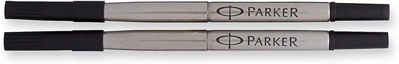 Parker Rollerball Pen Refill Fine Nib Black