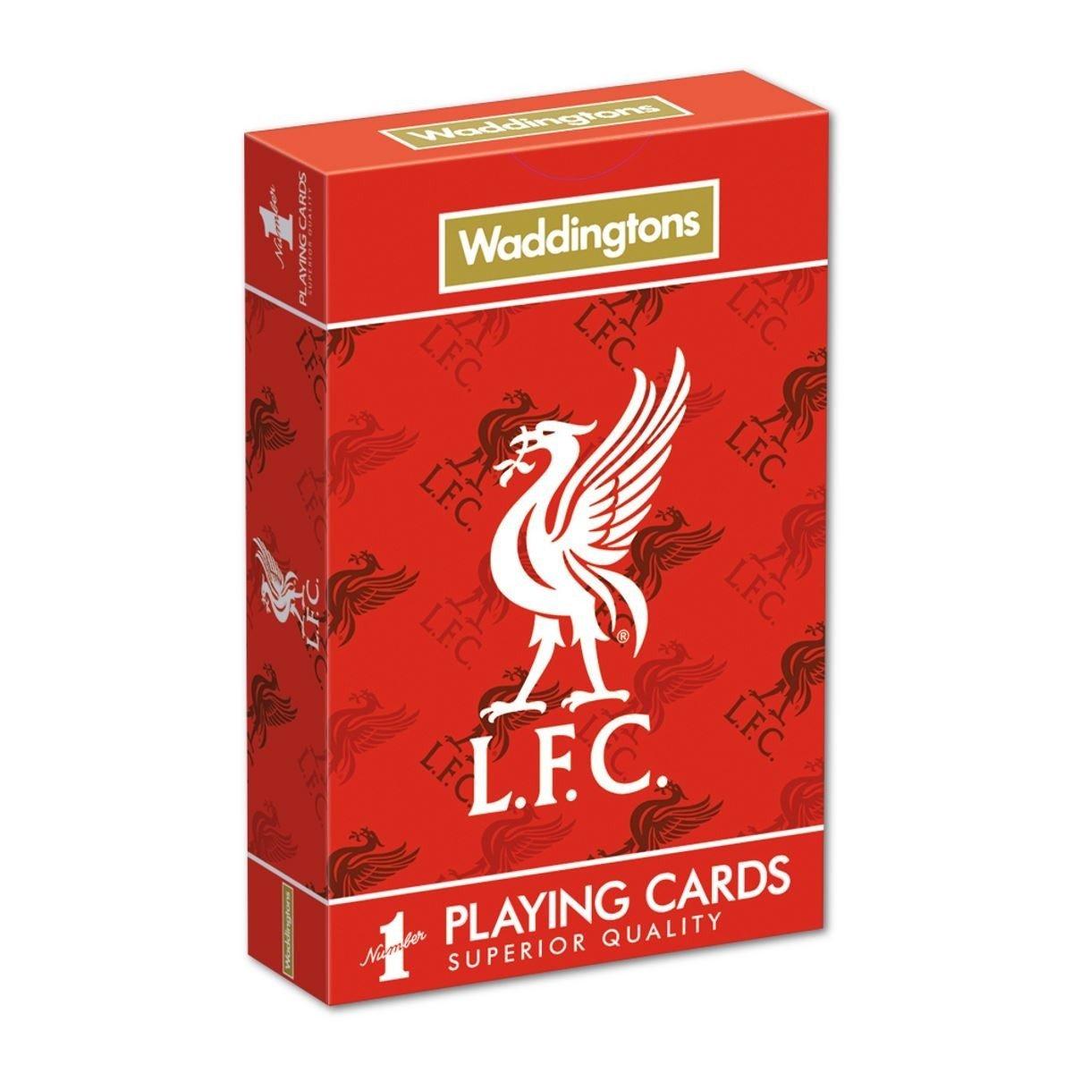/Juego de cartas Liverpool F.C./