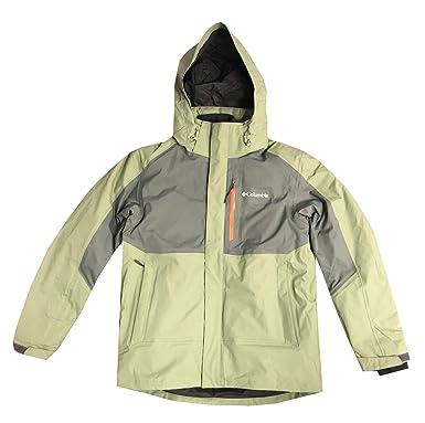617ba2526 Columbia Men s Rural Mountain Interchange Omni-Heat 3in 1 Jacket at ...