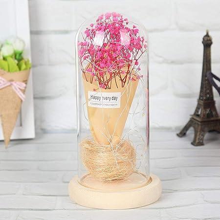 rosa bella y bestia cristal original,Kit de rosa de la bella ...