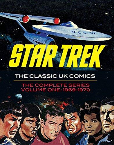 Star Trek: The Classic UK Comics Volume 1 (STAR TREK UK Comics)
