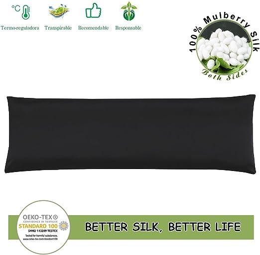 Amazon Com Lilysilk Silk Body Pillowcase Long 100 Silk 19