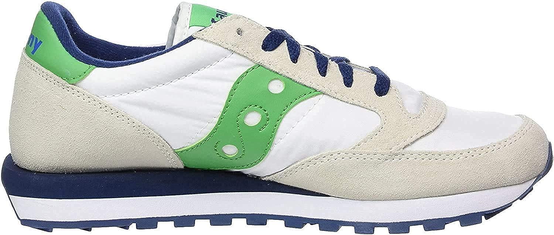 Saucony Jazz Original, Chaussures de Running Homme Bianco