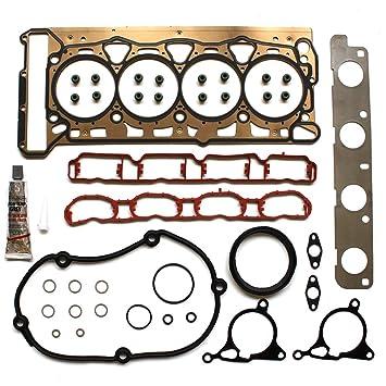 Auto Parts & Accessories Car & Truck Gaskets Fits 08-13 Volkswagen Jetta Audi A4 A5 A6 2.0L DOHC Head Gasket Bolts Set