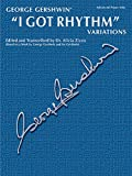 I Got Rhythm Variations: Advanced Piano (Sheet)
