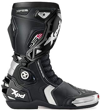 XPD xP5 s,bottes de moto noir taille 43