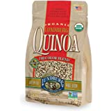 Lundberg Organic Quinoa, Tri-Color Blend, 16 Ounce