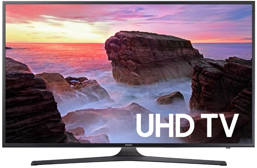 Amazon Com Samsung Electronics Un43mu6300fxza 42 5 4k Ultra Hd Smart Led Tv 2017 Electronics