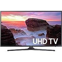 Samsung 43-Inch 4K Smart LED TV UN43MU6300FXZA (2017)