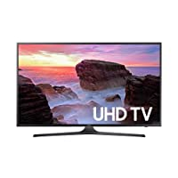Samsung Electronics UN43MU6300 43-Inch 4K Ultra HD Smart LED TV (2017 Model)