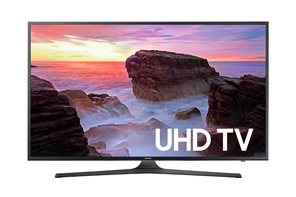 Samsung Electronics UN40MU6300 40-Inch 4K Ultra HD Smart LED TV (2017 Model) - 616 2BK6M825L - Samsung Electronics UN40MU6300 40-Inch 4K Ultra HD Smart LED TV (2017 Model)