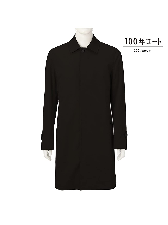 (サンヨー) SANYO < 100年コート > バルマカーン コート P1A37001_ B01COF3UT6 S|ブラック(09) ブラック(09) S