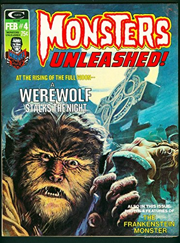 Monsters Unleashed Magazine #4 NM- 9.2
