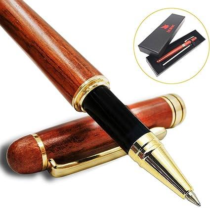 Rosenholz Kugelschreiber Schreibenset für Kalligraphie Exekutivgeschäft