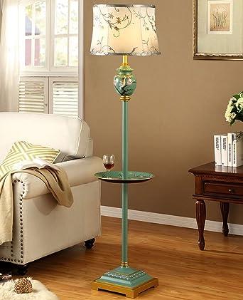 MMM  Amerikanische Stehlampe Wohnzimmer Schlafzimmer Arbeitszimmer  Schreibtischlampe Mit Couchtisch